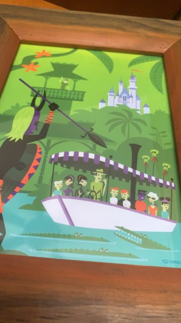 Jungle Cruise Disney art