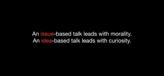 TEDx ideas