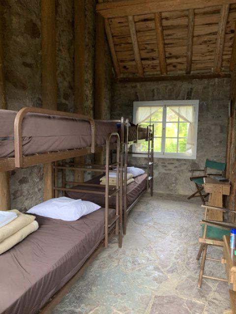 Granite Park Chalet room
