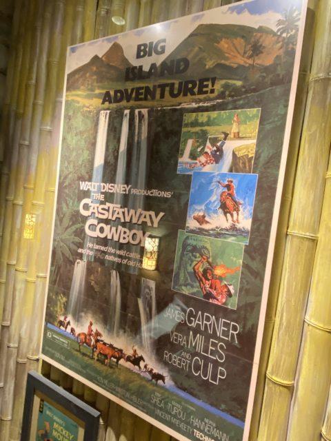 Disney's Castaway Cowboy poster