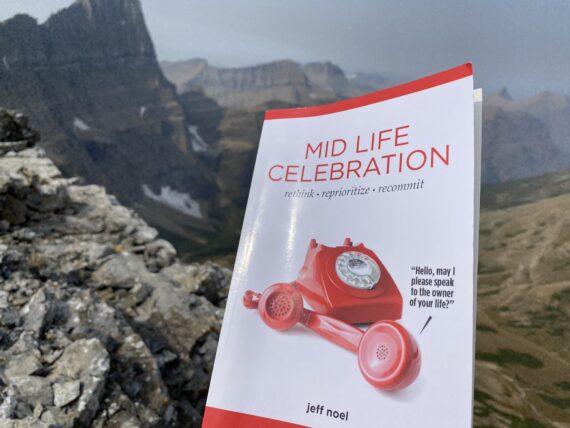 Mid Life Celebration, the book
