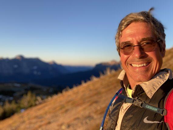 Jeff noel disney speaker on a mountain