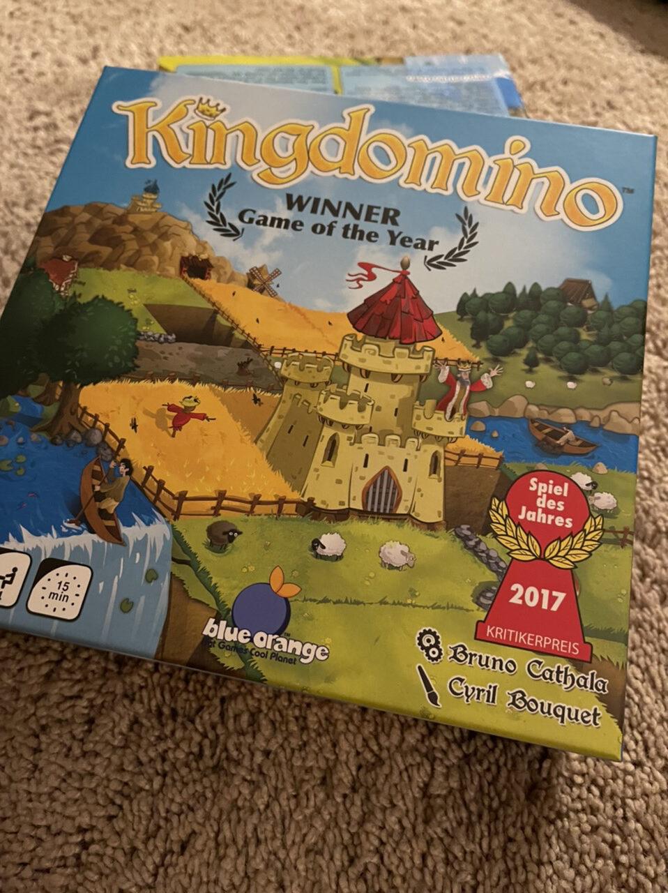 King domino game