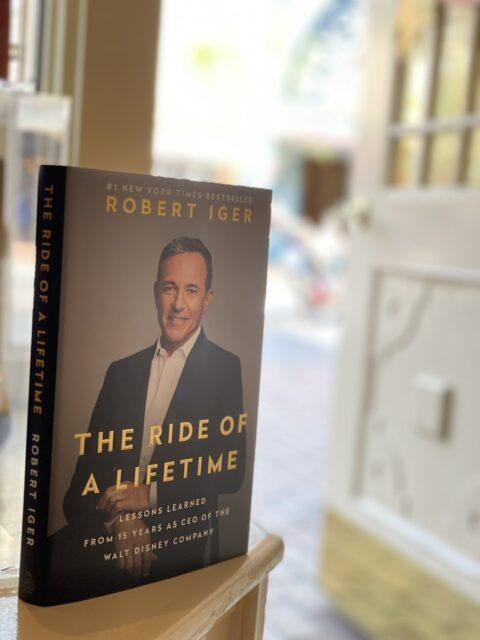 Bob Iger's book