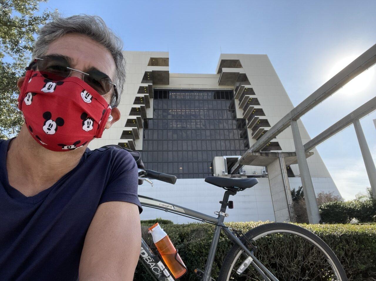 disney speaker Jeff Noel at Contemporary resort