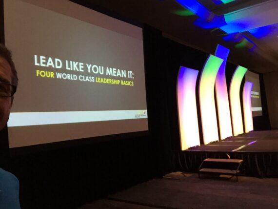Disney Keynote Speaker Jeff Noel leadership presentation
