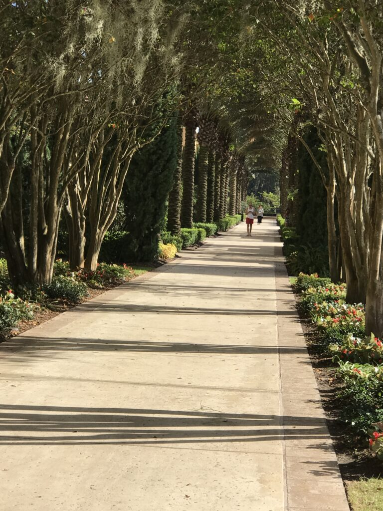 Four Seasons Resort at Walt Disney World.