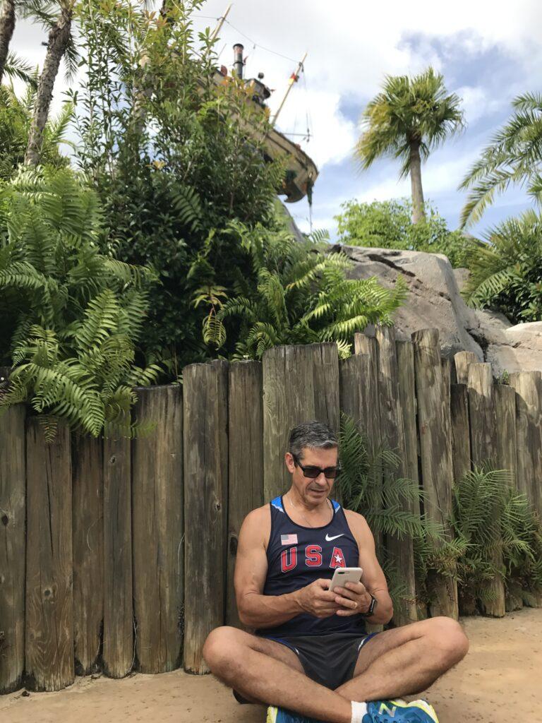 Disney author jeff noel writing at Disney